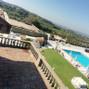le nozze di Adriano Buonaiuto e Villa Monte d'Oro 2