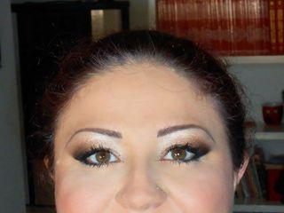 Daniela Spano Make Up Artist 1