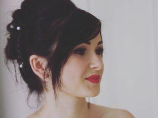Teodora Cioanca Makeup artist 4