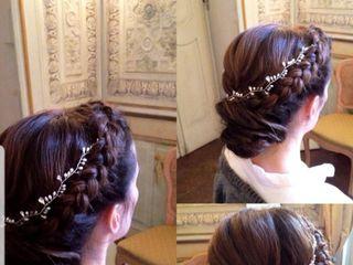 Maria Elena Ercoli Wedding Makeup & Hairstyle 3
