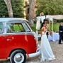Le nozze di Francesca Condò e Italian Vintage Garage 6