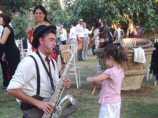 Papillon Vintage Swing Band 3
