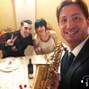 le nozze di Brenda Berton e Thomas de Gobbi Dj Sax 8