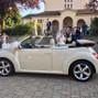 Le nozze di Daniela Giusto e New Beetle Cabrio 8