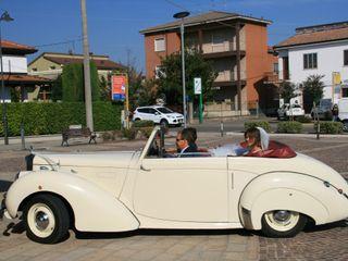 La Dolce Vita Wedding Car 1