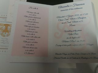 Coi Fiocchi wedding design 3