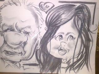 Fabio Iuli Caricature 2