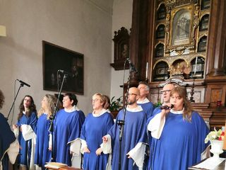 Gospel Time Choir 1
