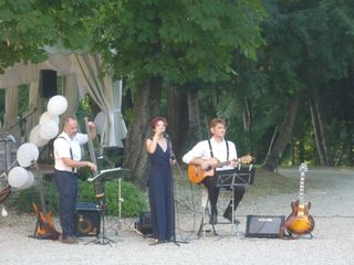 Four Season Trio & Alessandro Zacheo Dj 1