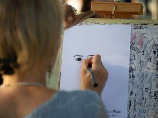Caricature Charlotte - Caricaturista per Eventi 3