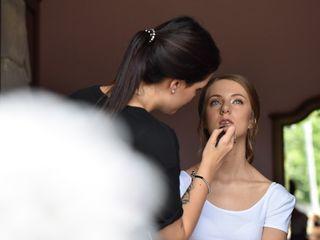 Federica Ambrogio Make Up Artist 1