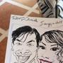 le nozze di Daniela Ciceri e Caricature Charlotte - Caricaturista per Eventi 10