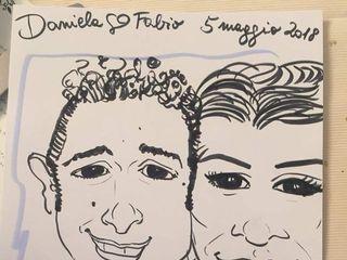 Caricature Charlotte - Caricaturista per Eventi 6