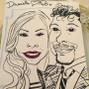 le nozze di Daniela Ciceri e Caricature Charlotte - Caricaturista per Eventi 13