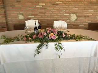 La Fioreria Wedding 4
