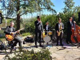 Andrea Cantieri Swing Band 5