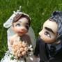 le nozze di Gabriella Porcu e Qualcosa di speciale - Cake Topper 12