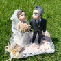 le nozze di Gabriella Porcu e Qualcosa di speciale - Cake Topper 14