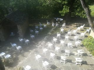 Il giardino di Palazzo Filagni 1