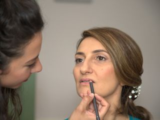Annalisa Quattrocolo Make up Artist 3