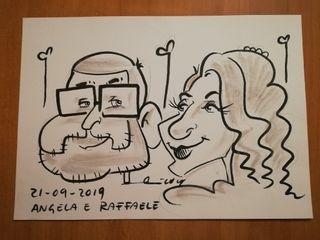 Ignazio Piscitelli Caricaturista 2