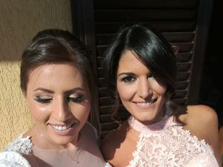 Rosaria Cascella Make up 7