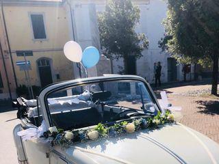 Il Maggiolone Wedding 1