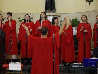 Voice Academy Gospel Choir 3