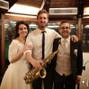 Le nozze di Ivan Lorenzon e Thomas De Gobbi Dj Sax 9