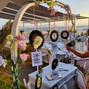 le nozze di Tiziana Ercolani e Key Beach 9