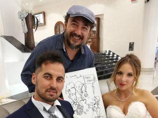 Marco Fiorenza  Caricaturista Ritrattista 3