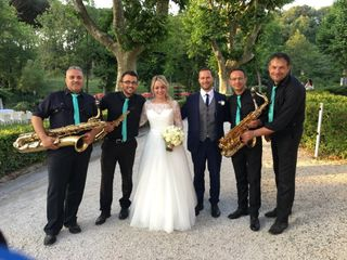 Sposa Melodika - Wedding Sax Quartet 1