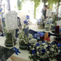 le nozze di Nicole Ortu e MB Flowers 35