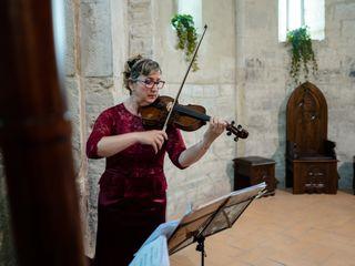 Violino per matrimoni 2