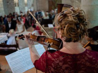 Violino per matrimoni 3