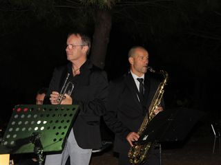 Michael White & the Soul Brothers Band 2