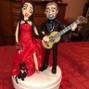 le nozze di Cinzia Accordino e MiaMè Cake topper 11