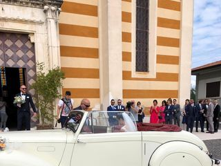 La Dolce Vita Wedding Car 4