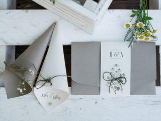 Bee in Love - Wedding Design 2