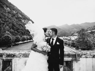 Alessio Bazzichi Wedding 1