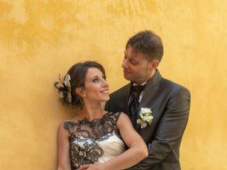 Francesco Cesaroni Wedding 1