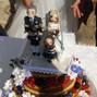 le nozze di Andrea Ambrosini e Qualcosa di speciale - Cake Topper 10