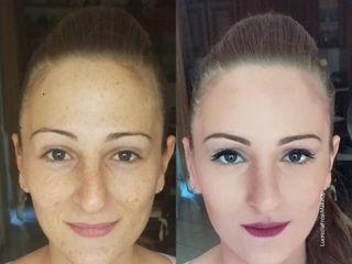 Lucrezia Frosi Makeup artist 1