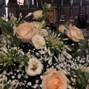 Le nozze di Sonia e Rita Milani scenografie floreali 72