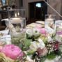 Le nozze di Valentina V. e Rita Milani scenografie floreali 79