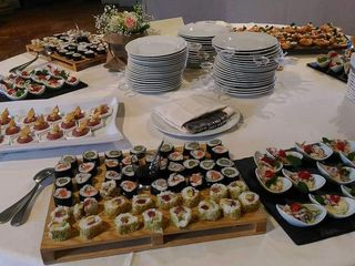 Gusto Barbieri Banqueting & Catering 2