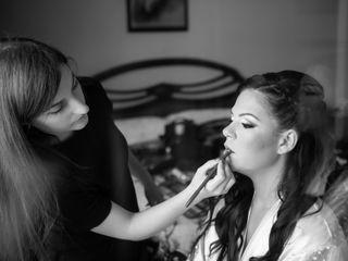 Vanessa Atzori Make Up Artist 4