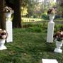 le nozze di Viola Navarin  e Mectamaya - Decorazioni floreali 19