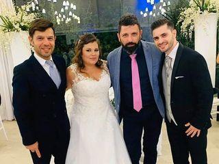A nozze con Andrew Parrini - DJ Wedding 1