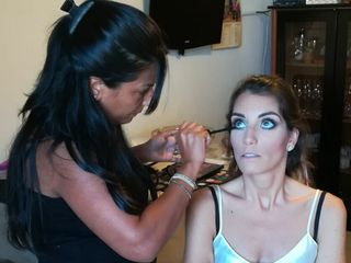 Alessandra Appio Make-up Artist 2